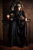 Fotografie Lady Vampir