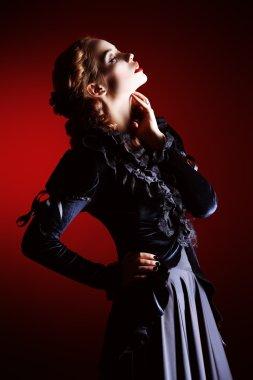 gothic stile witch