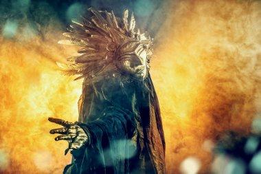 sun legend shaman