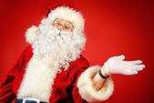 der gute alte Weihnachtsmann.