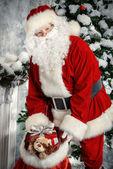překvapení od Santa