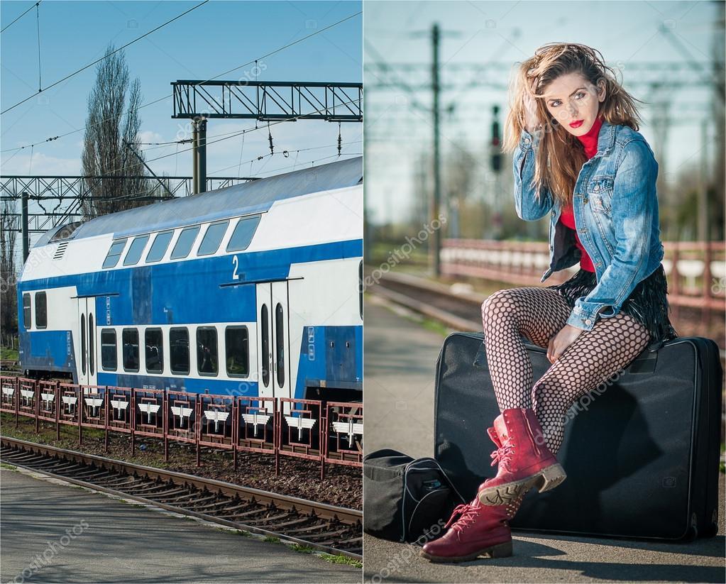 Girl on train sexy, lena li anal videos