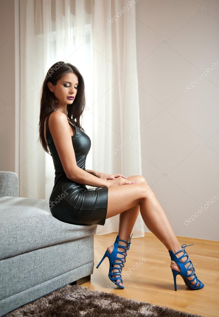 Sexy Brunette Women 70