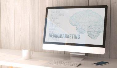 desktop computer neuromarketing
