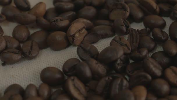 Pražená kávová zrna