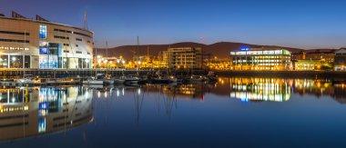 Beautiful Belfast city