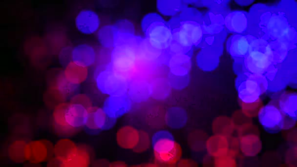 více barevných světel