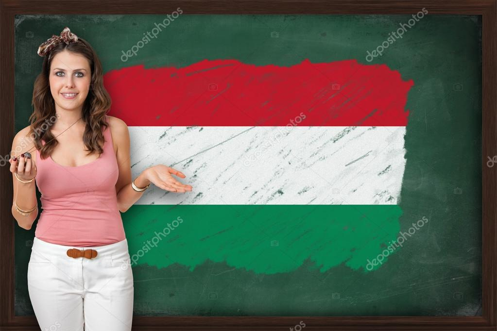 frau aus ungarn