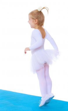 charming little ballerina