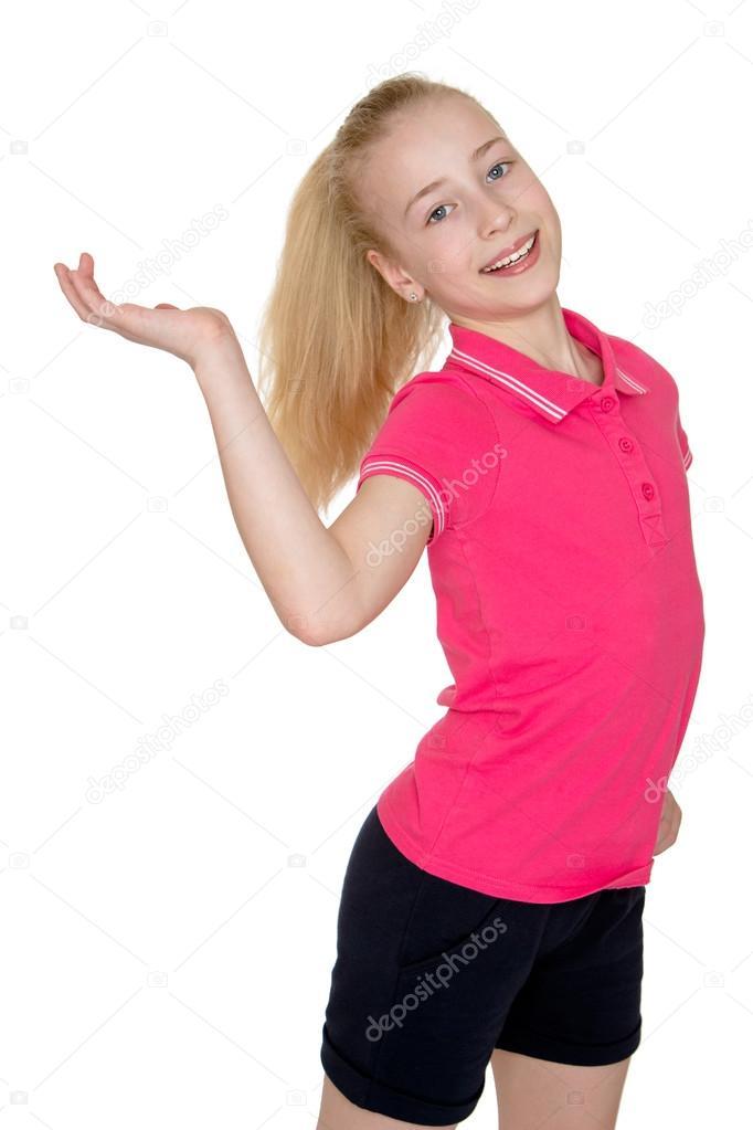 Beautiful teen girl stock photo lotosfoto1 79469034 for Teenage beautiful girls