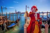 Slavný karneval v Benátkách, Itálie