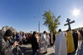Vzpomínková bohoslužba pro oběti teroristického útoku v říjnu