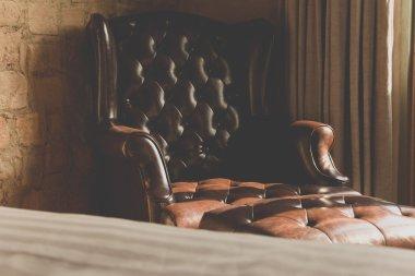 vintage of luxury chair