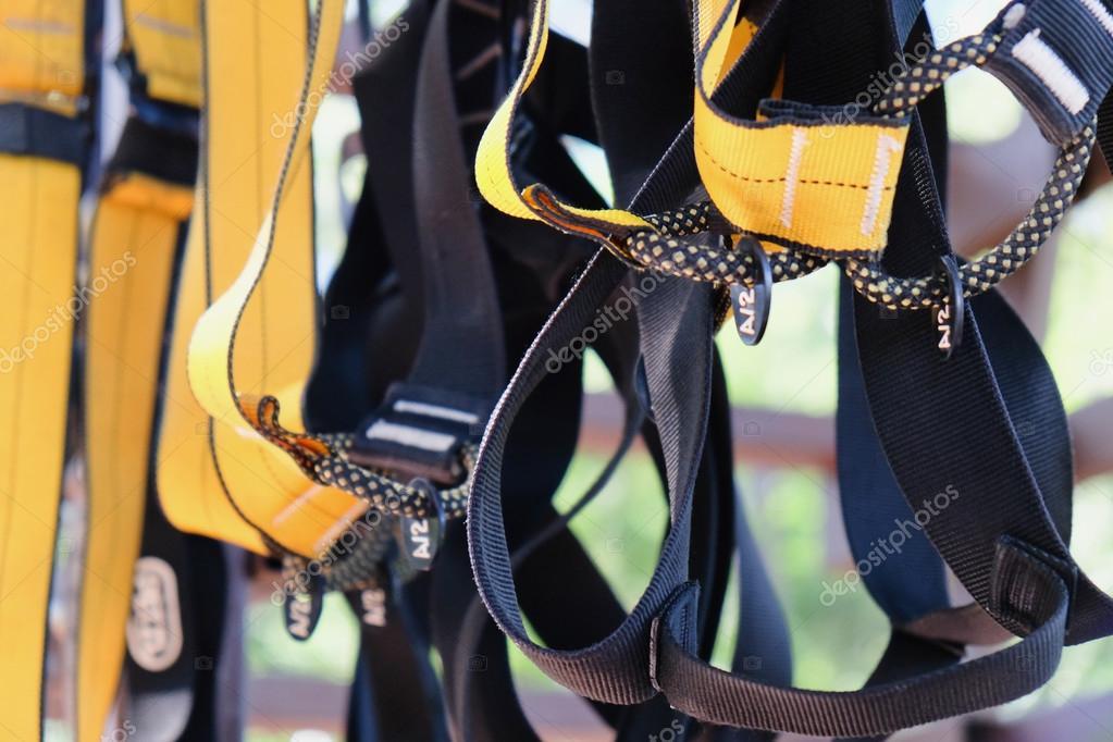 Kletterausrüstung Industrie : Kletterausrüstung hautnah u2014 stockfoto © ponsulak #93881108