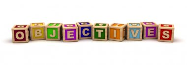 Objectives Play Cubes