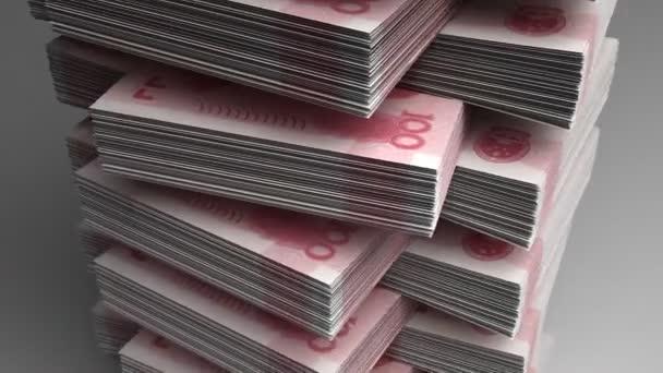 zásobník čínský jüan