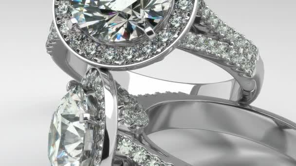 Precious Diamond Rings