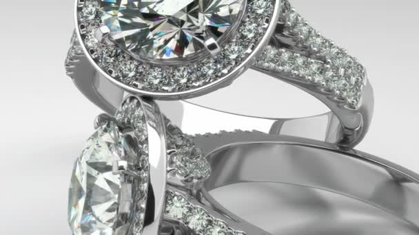 Precious Diamond Rings