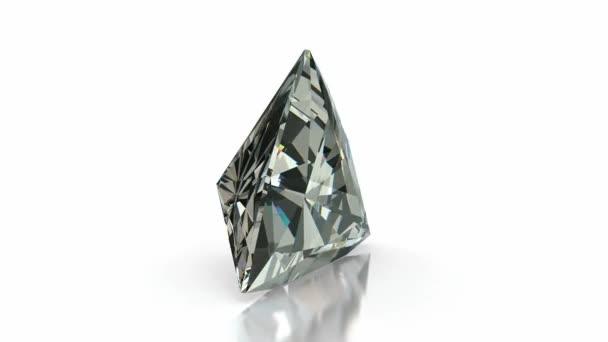 Trilliant gyémánt