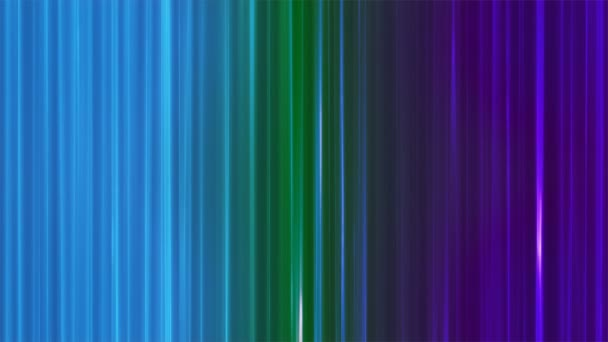 Broadcast Vertical Hi-Tech Lines, Multi Color, Abstract, Loopable, 4K