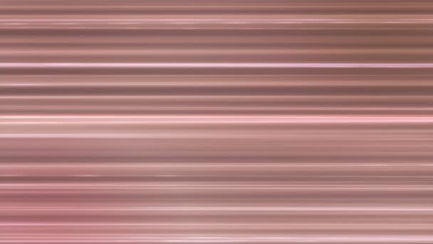Broadcast vízszintes Hi-Tech vonalak, barna, absztrakt, Loopable, 4k