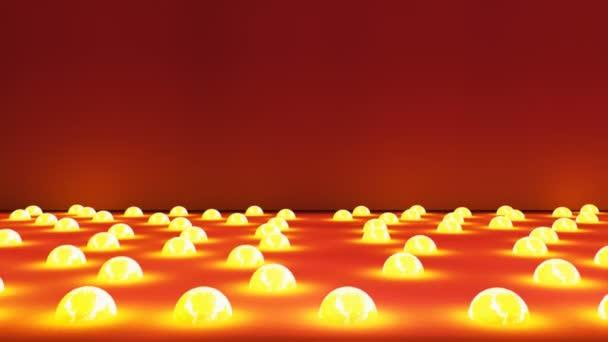 Broadcast Passing Hi-Tech Lights Hall, Multi Color, Események, 3D, 4K