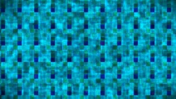 Vysílání Hi-Tech třpytivé abstraktní vzory zeď, Multi Color, Události, 2D, Loopable, 4K
