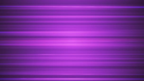 Broadcast Horizontal Hi-Tech Lines, Magenta Purple, Abstract, Loopable, HD