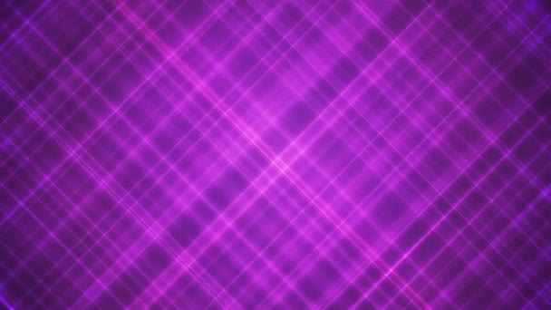 Broadcast Intersecting Hi-Tech Slant Lines, Magenta, Abstract, Loopable, HD