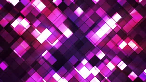 Broadcast Twinkling Squared Diamonds, Pink, Abstract, Loopable, HD