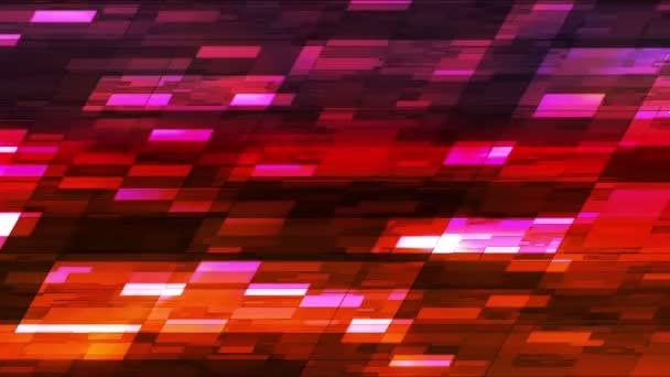 Horizontální, velmi malé Hi-Tech malý bar, červený, abstraktní, smyk, HD