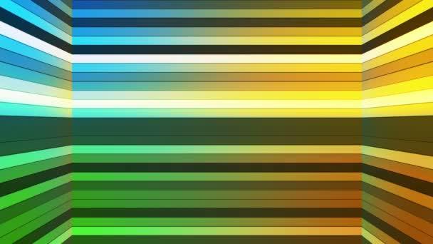 Rozsíření vodorovných tyčí Hi-Tech tyčinky, vícenásobná barva, abstrakt, smyk, HD