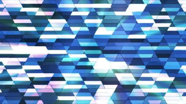 Vysílací diamantové malé bary, tyrkysové, abstraktní, Smykatelné, HD