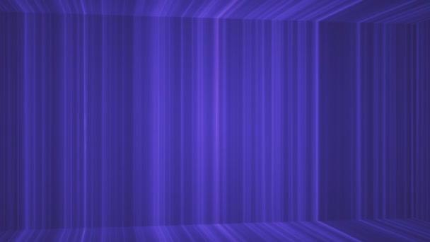 Broadcast függőleges Hi-tech vonalak Passage, lila, absztrakt, loopable, HD