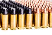 Fotografie Verschiedene Kugeln isoliert