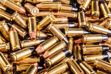 Big heap of bullets