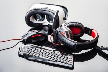 Virtual reality Gaming set