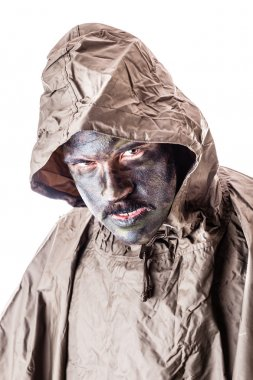 Elite Warrior with camo paint