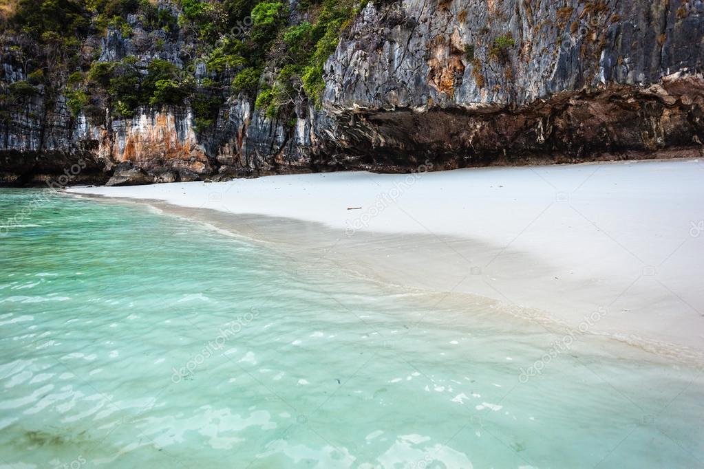 Beautiful thai beach