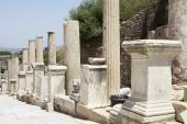 Fotografie The ruins of the ancient city of Ephesus, located on the territory of modern Turkey