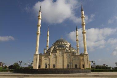 Main mosque of the Chechen Republic - Heart of Chechnya