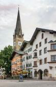 Fotografie Straße in Kitzbühel