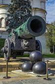 carské dělo, Moskva