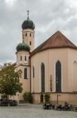 Jesuitenkirche, Straubing, Deutschland