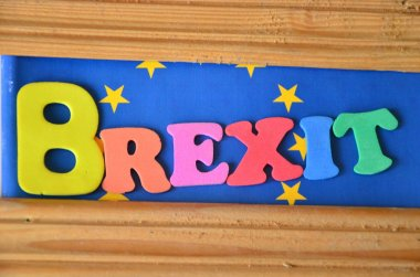 word brexit on  a  abstract