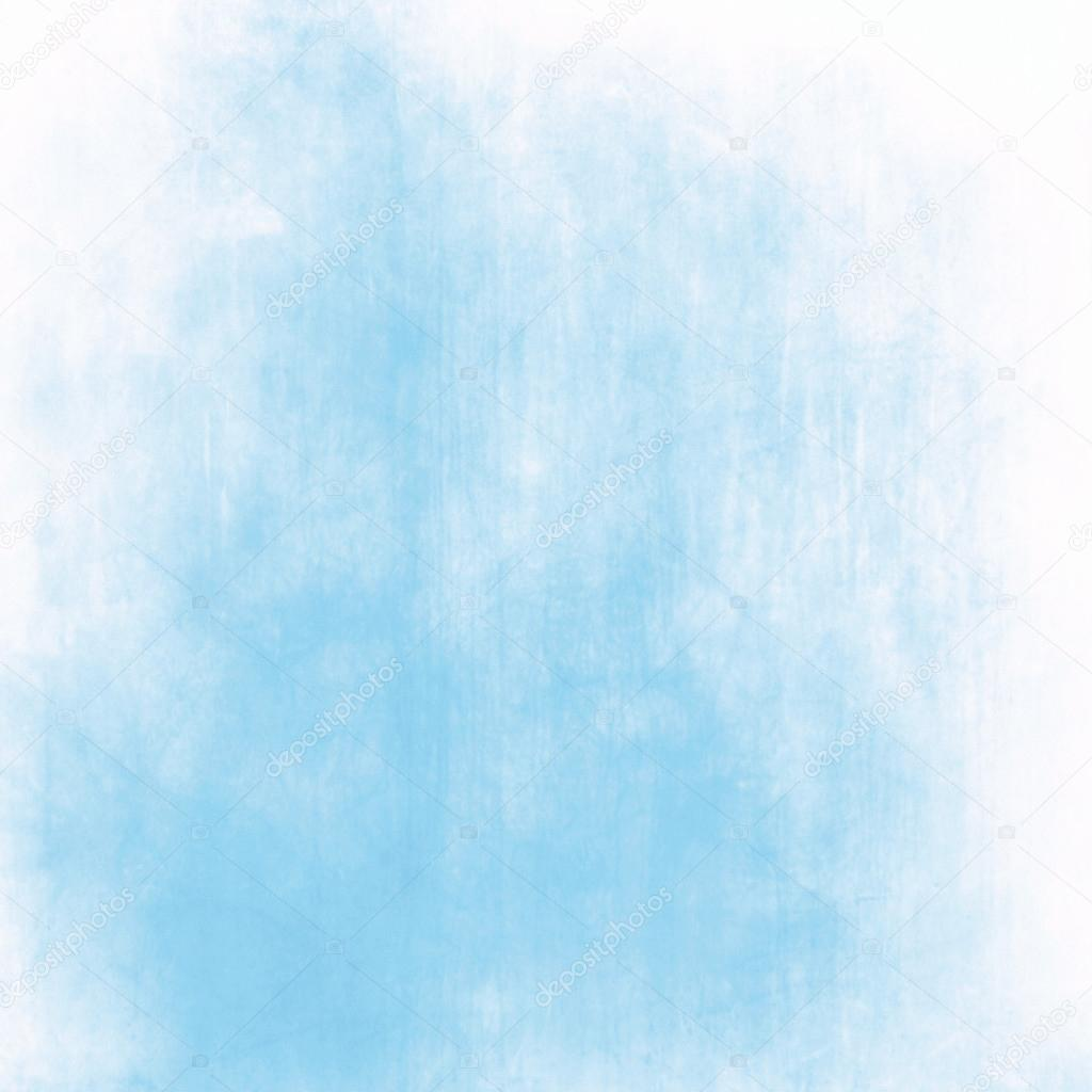 pale sky blue background with soft pastel vintage