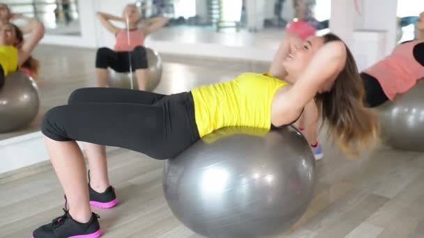 Aerobik v tělocvičně