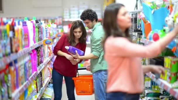 A(z) kiválasztása, ápolószerek szupermarket