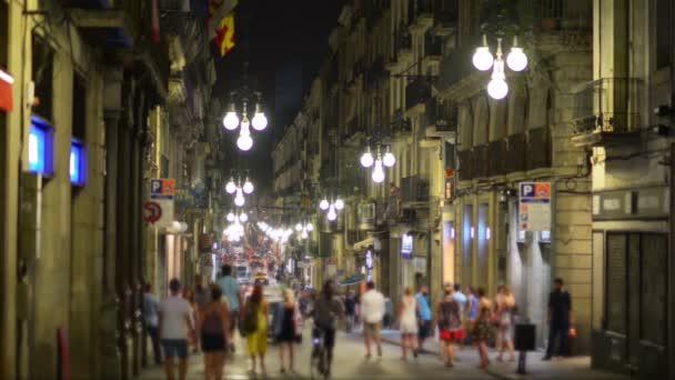 Noční život v Barceloně, Španělsko