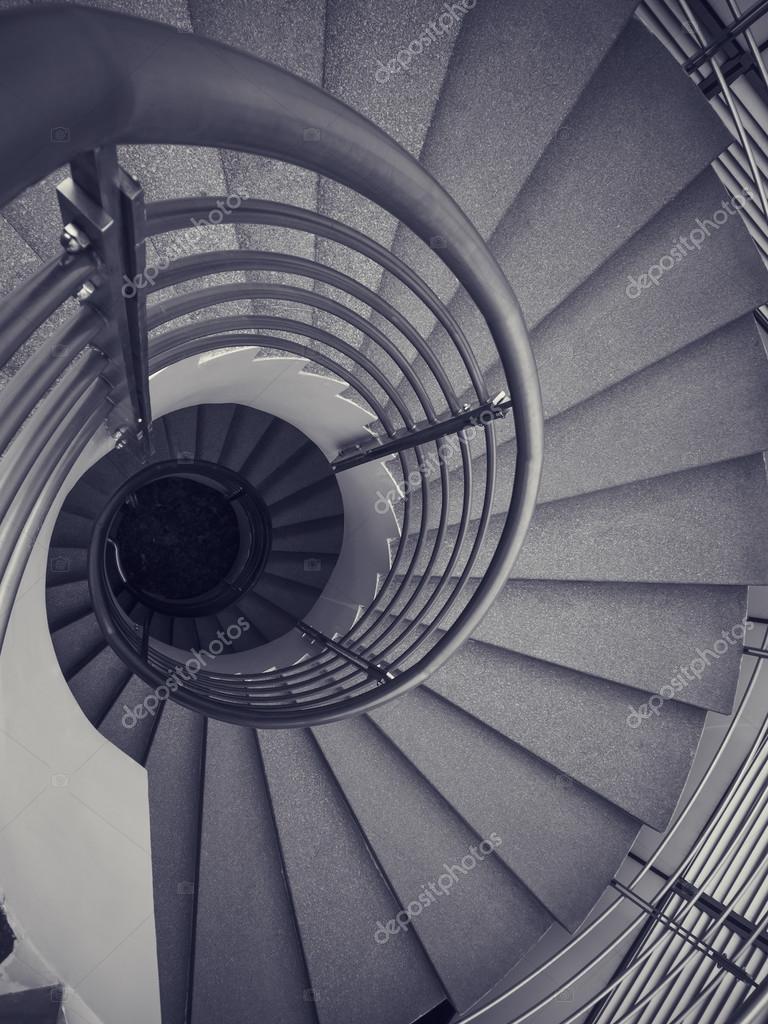 Granite Spiral Staircase Design Stock Photo C Coffeemate 107906510
